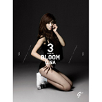 G.NA 『Bloom(3rd Mini Album)』 韓国盤の画像