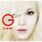 【T.O.P参加】Gummy 『Loveless』 (CD+DVD)日本盤の画像