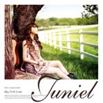 Juniel 『My first June (1st Mini Album)』 韓国盤の画像