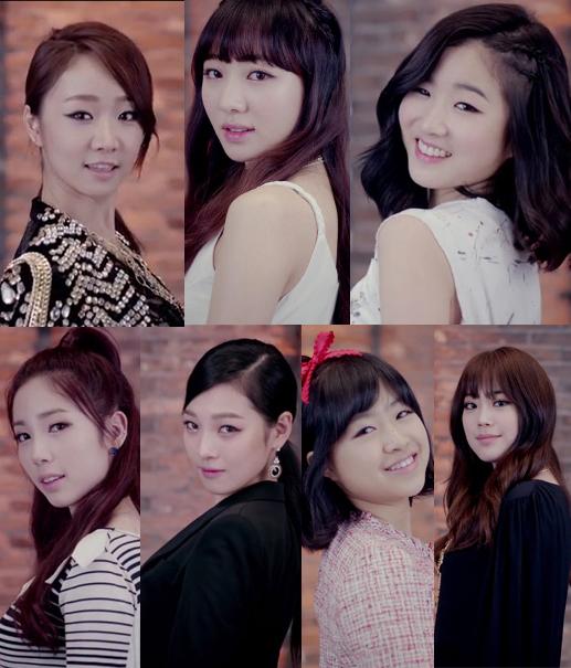 「KARA」新メンバー候補7人出揃う! 7色の魅力  「KARA」新メンバー候補7人出揃う! 7
