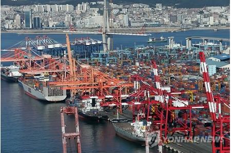 5月の輸出物価 6年5か月ぶり低水準=韓国