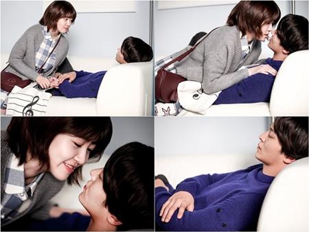 韓国版「のだめ」チュウォン&シム・ウンギョン、密着スキンシップで\u201cドキドキ感\u201dUP