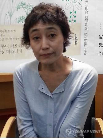 インタビュー>日韓作家の朗読会...