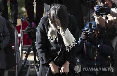 韓国ドラマ・韓流ドラマのWoWKorea 大韓航空機引き返し騒動 前副社長が検察に出頭 韓国ドラ