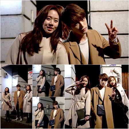 「JYJ」ジェジュンと女優コ・ソンヒ、和気あいあいとしたカップル写真公開