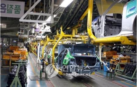 韓国の卸売物価が前月比ほぼ横ばい 前年比は連続下落
