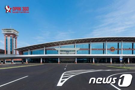 金第1書記の故郷・元山に完成した新空港、写真で公開