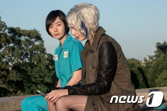 女優ペ・ドゥナ主演「Sense 8」、韓国・富川... 女優ペ・ドゥナ主演「Sense 8」、韓