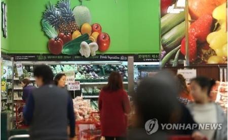 7月の消費者物価0.7%上昇 10カ月ぶり低水準=韓国