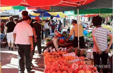 8月の消費者物価0.4%上昇 16カ月ぶり低水準=韓国