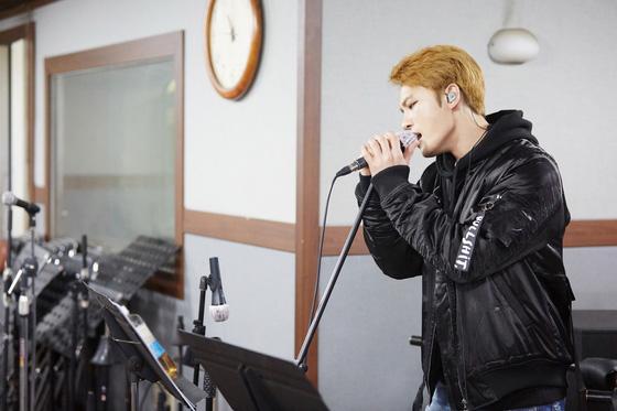 「JYJ」ジェジュン、単独コンサートの練習現場を公開