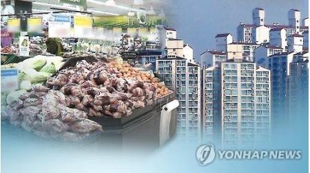 3月の消費者物価2.2%上昇 4年9カ月ぶり高水準=韓国