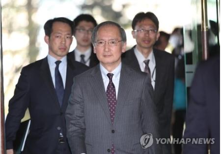 長嶺駐韓大使 韓国国防部次官と会談=朝鮮半島情勢議論