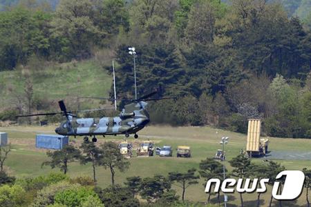 米韓、THAAD試験運用中に北ミサ...