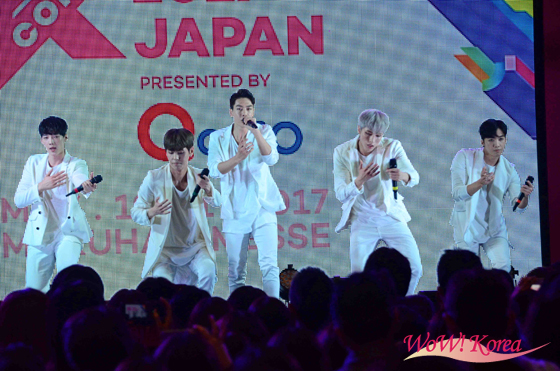 【公演レポ】「Boys Republic」、「STELLAR」、「DREAMCATCHER」ら、KCON STAGE2日目に登場