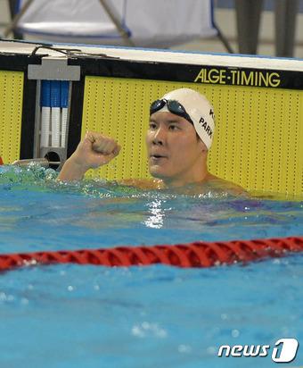 <水泳>パク・テファン(朴泰桓)、スポーツブランド「arena」とスポンサー協約締結