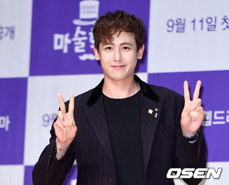 「魔術学校」ニックン(2PM)「韓国ドラマ初挑戦、演技をたくさん学んだ」