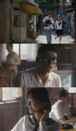 ≪韓国ドラマNOW≫「ランジェリー少女時代」1話