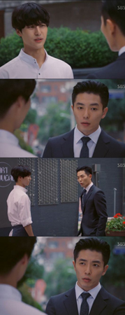 ≪韓国ドラマNOW≫「愛の温度」3話