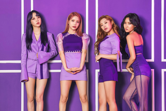 2017 MAMAMOO PURPLE PARTY IN TOKYO 開催!