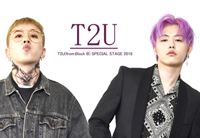 『T2U(from:Block B) SPECIAL STAGE 2018』 開催決定!