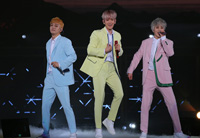 「EXO-CBX」、初の日本全国アリーナツアーが開幕! 横浜アリーナ1万3千人が熱狂