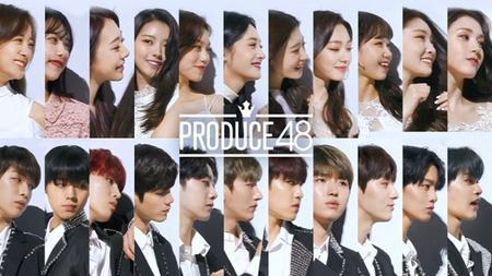 I.O.I」&「Wanna One」22人、「...