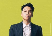 V.I(BIGBANG)のインスタグラム