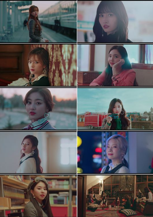 「TWICE」、「The Best Thing I Ever Did」MVティーザー公開…9人9様の魅力