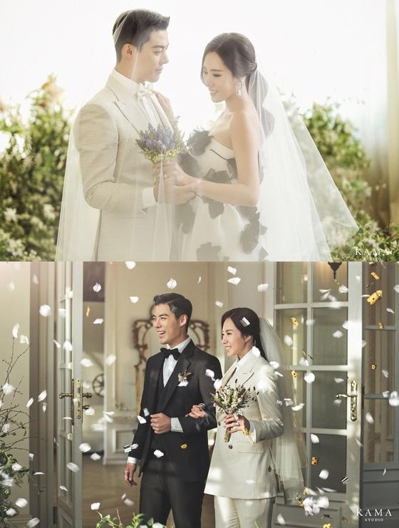 歌手KangNam&スピードスケートのイ・サンファ、新婚旅行は ...