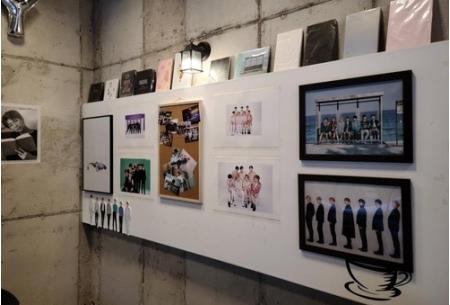 [韓流]BTSデビュー日と同名のカフェ ファンの聖地に