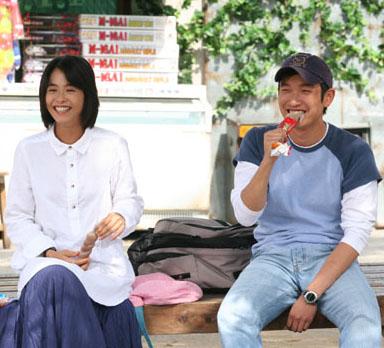 チョ・スンウ&カン・ヘジョン 高校時代から恋人だった?!