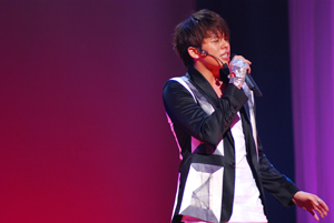 TAEGOON 11月に大阪初ライブ開催への画像