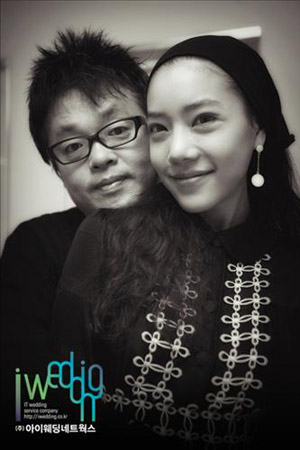 女優ソ・ジンホ&有名作曲家キム・ヒョンソクが結婚