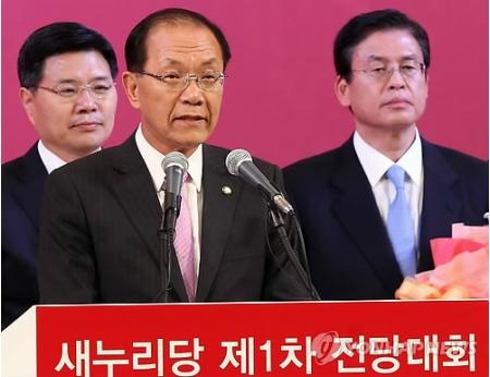 韓国与党の新代表に黄祐呂氏 全...