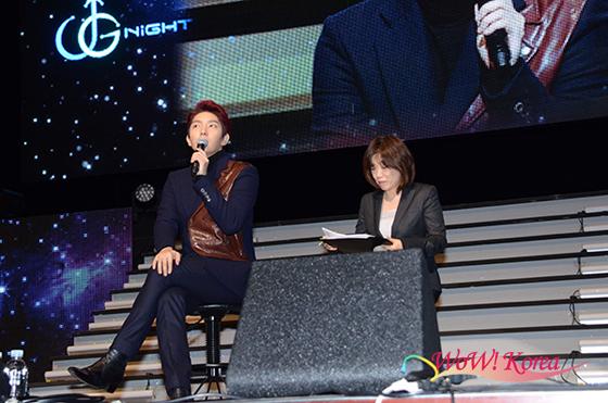 イ・ジュンギ、ニューアルバム「My Dear」と主演ドラマ「TWO WEEKS」日本放送記念会見
