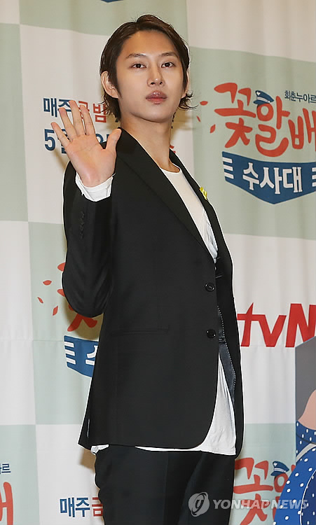 tvN金曜ドラマ「花爺さん捜査隊」の制作発表会 tvN金曜ドラマ「花爺さん捜査隊」の制作発表会│