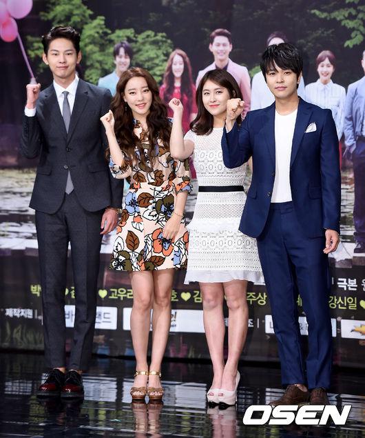 Kim Jeong Hoon en el nuevo drama coreano 다시 시작해 / Start Again/ EMPEZAR OTRA VEZ 1-8