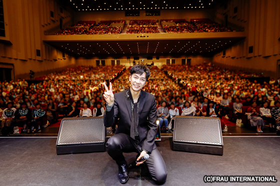 「LEE SEUNG GI FAN MEETING in Japan」