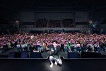 「LOG INTO THE SPACE -2019 HYUN BIN FAN MEETING TOUR」を開催したヒョンビン