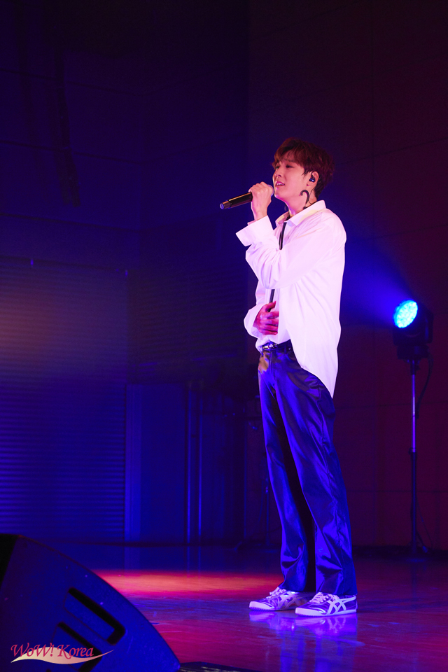 「KEVIN FIRST TOUR 2019~COME ALIVE~」を開催したKEVIN(元U-KISS)