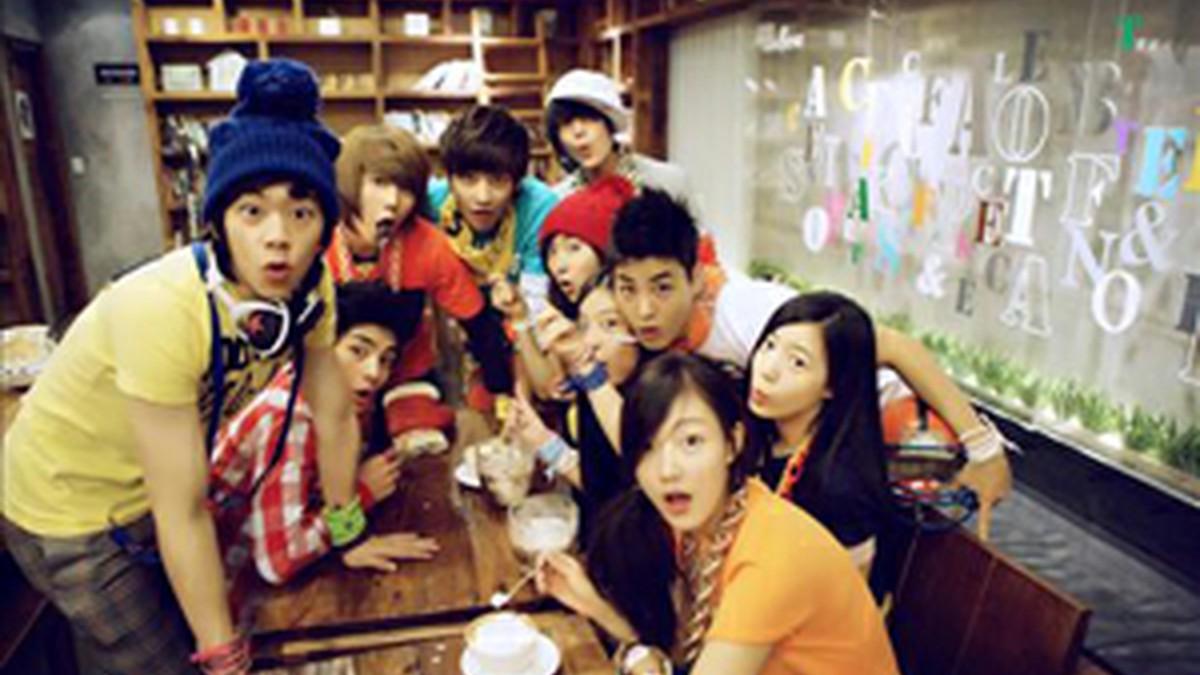 混成10人組<男女共学> デビュー曲MVは3Dで-韓国音楽(k-pop)