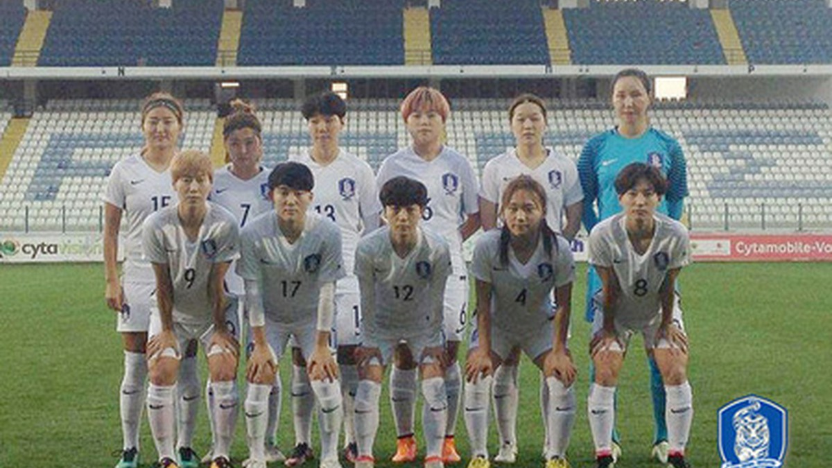 <女子サッカー>韓国代表チーム、オーストリアと引き分け=キプロス・カップ第1戦
