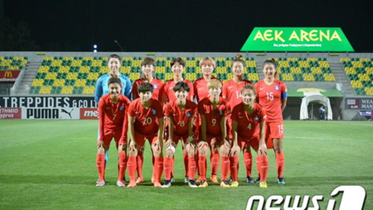 韓国新聞・スポーツ-<女子サッカー>韓国代表チーム、スイスに惜敗 ...
