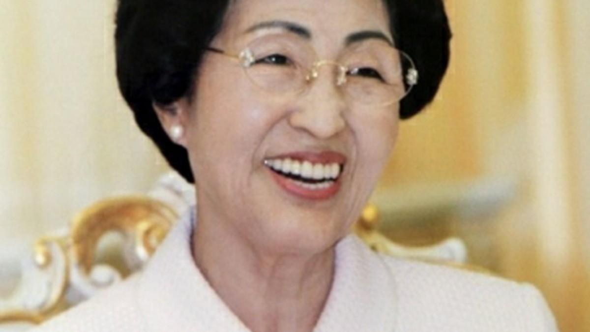 金大中・元韓国大統領夫人が死去