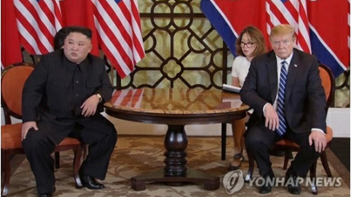 物別れの米朝首脳会談から1年 融和ムード消えた朝鮮半島│韓国政治 ...