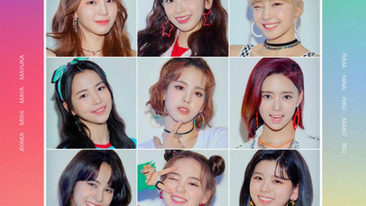 ガールズグループにじゅう 次世代ガールズ・パフォーマンス・グループ「Girls2」、韓国ブランド「CLOTTY」とコラボ(デビュー)