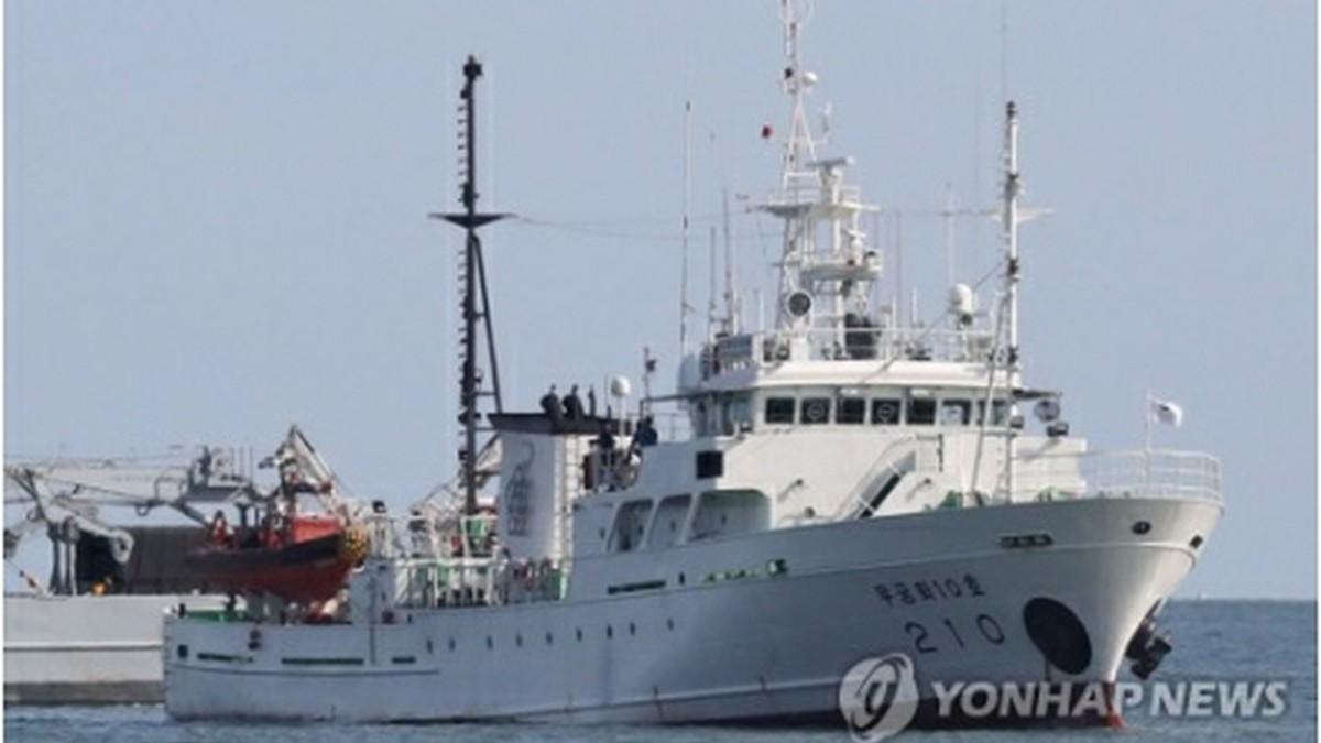 北に射殺された韓国人 当局が船内を調査=自発的な越境の可能性も