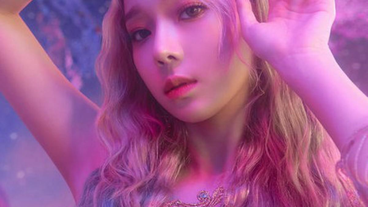 SMエンタの新人ガールズグループ「aespa」、最初のメンバーWINTERを公開!-韓国音楽(k-pop)