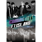 Coming Out!FTISLAND DVD-SET1の画像